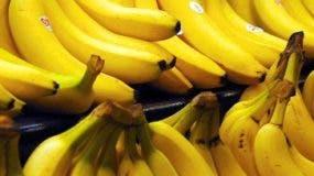 El banano es uno de los productos  de exportación.