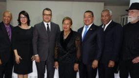 Carlos T. Martínez, Josefina Navarro, Román Jáquez,  Yocasta Oviedo,  Alejandro Herrera Rodríguez, Magino Corporán e  Iván García.