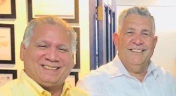 Alfredo Hernández y Melvin Cintrón.
