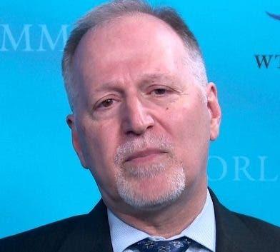 Robert Koopman, de la OMC.