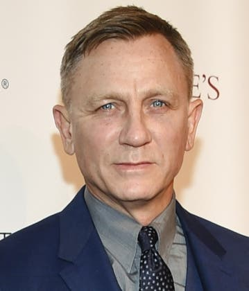 El actor Daniel Craig confirma será Bond.