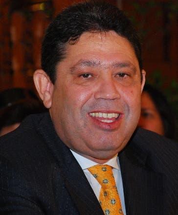 Emilio Rivas, administrador de Bienes Nacionales.