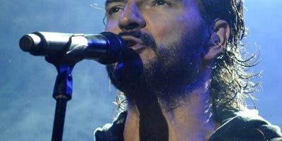 Ricardo Arjona cantó en el país el 10 de febrero.
