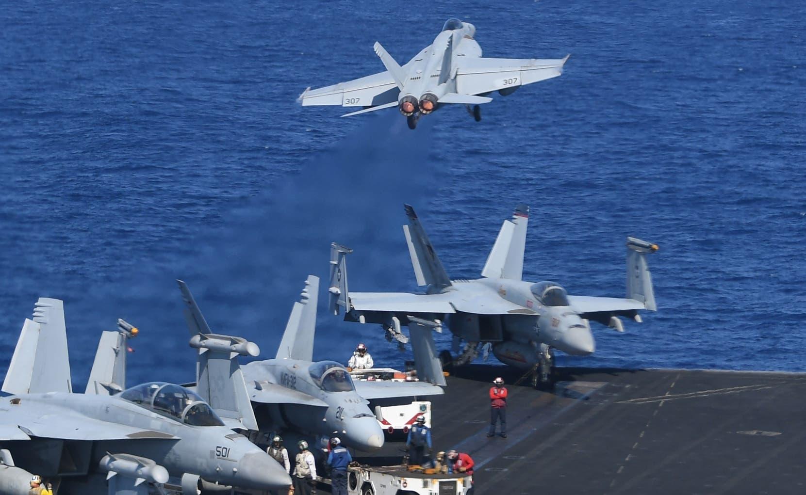 El presidente de Estados Unidos, Donald Trump, ya autorizó un ataque a bases militares de Siria en el pasado reciente  AP