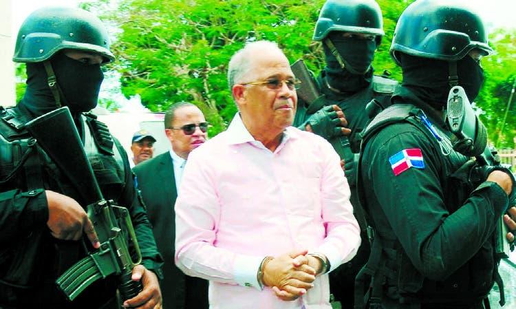 Manuel Rivas favorecido con libertad condicional