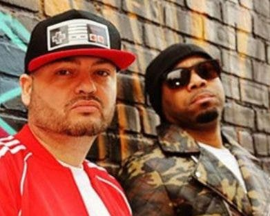 Papi Sánchez y DJ Mahogany.