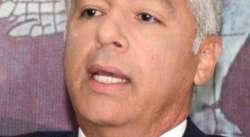 Donald Guerrero, ministro de economía.  Archivo