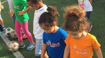 Niños que han participado en eventos anteriores.