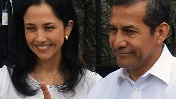 Ollanta Humala y su esposa saldrán libres.  AFP