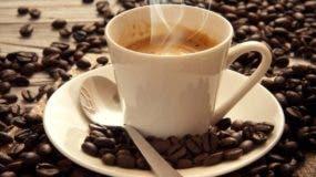 La mayor parte del café se consume en la mañana.