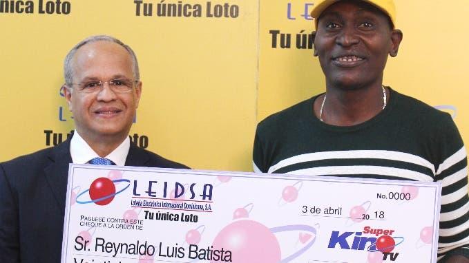 Manuel Abreu y Reynaldo Luis Batista.