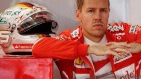 Sebastian Vettel llega a la carrera como líder de la F1.