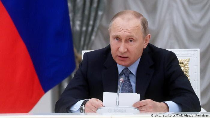 """Putin le recuerda a Merkel que ataque contra Siria fue un """"acto de agresión»"""