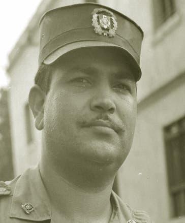 Francisco Alberto Caamaño encabezó hazaña.  archivo