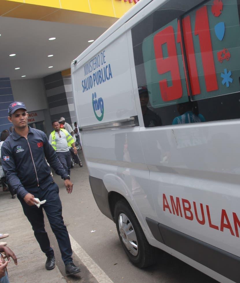 Paciente muere en ambulancia al ser rechazado por clínica
