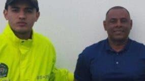 Matías Avelino Castro  fue  detenido en Colombia.  archivo