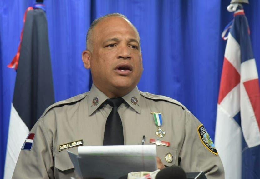 Detalles del caso fueron ofrecidos por el vocero de la Policía.