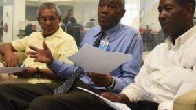 Dirigentes sindicales preocupados por el CNSS.