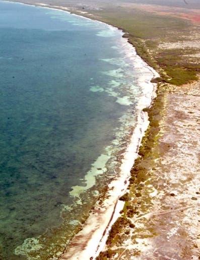 La belleza de Bahía de las Águilas es reconocida. archivo