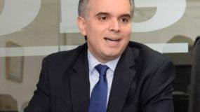Luis Miguel Decamps es candidato del PRSD.  archivo