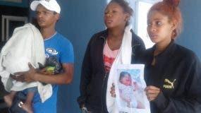 Adolescente pidió a las autoridades dar con la mujer que raptó su hija. JOAN VARGAS