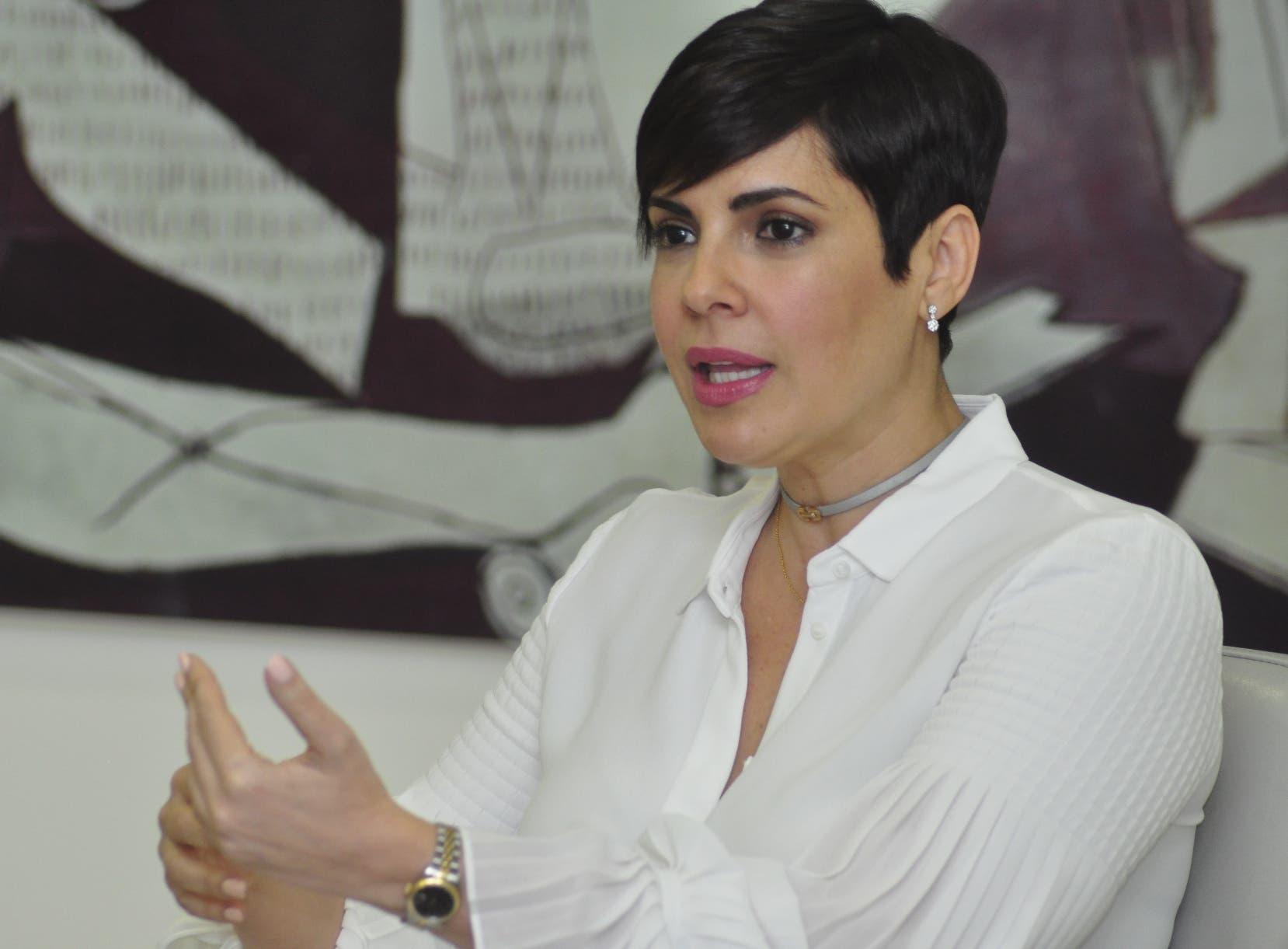 Yolanda Martínez, presidenta de Procomptencia.