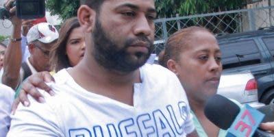 Peralta Arias   fue interrogado  por la Policía.  Elieser Tapia.
