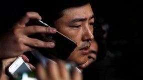 Ko ha negado haber tenido un amorío con Choi Soon-sil, confidente de la presidenta surcoreana.