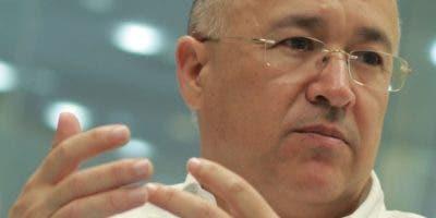 Francisco Domínguez Brito lidera el programa de reforestación del Gobierno.  Elieser Tapia