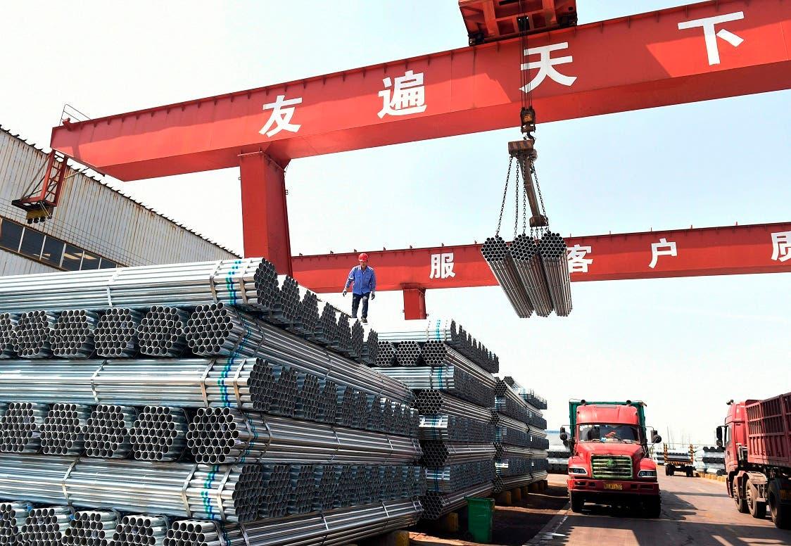 China prohíbe importar coches desguazados y cables de cobre usado