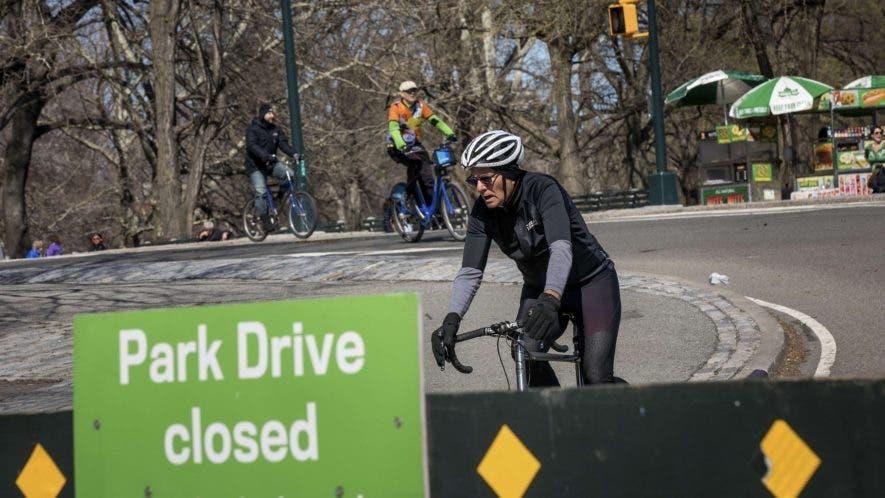 Los automóviles no volverán a pisar el pulmón verde de Nueva York,