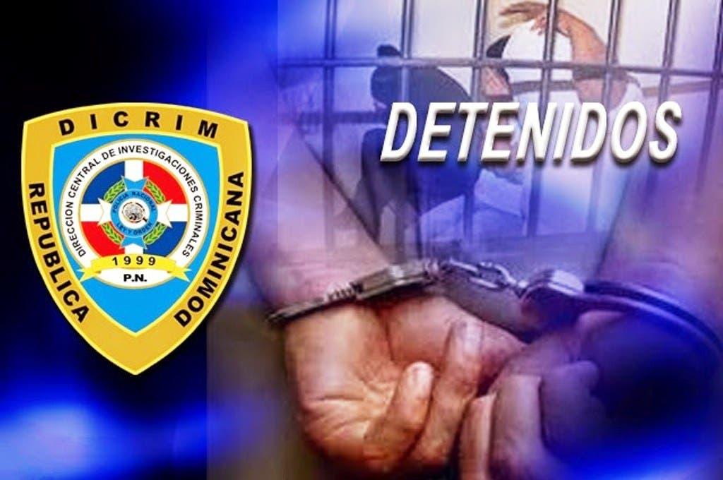 Apresan dos hombres acusados de varios delitos en Puerto Plata