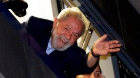 El expresidente de Brasil, Luiz Inácio Lula da Silva. AP