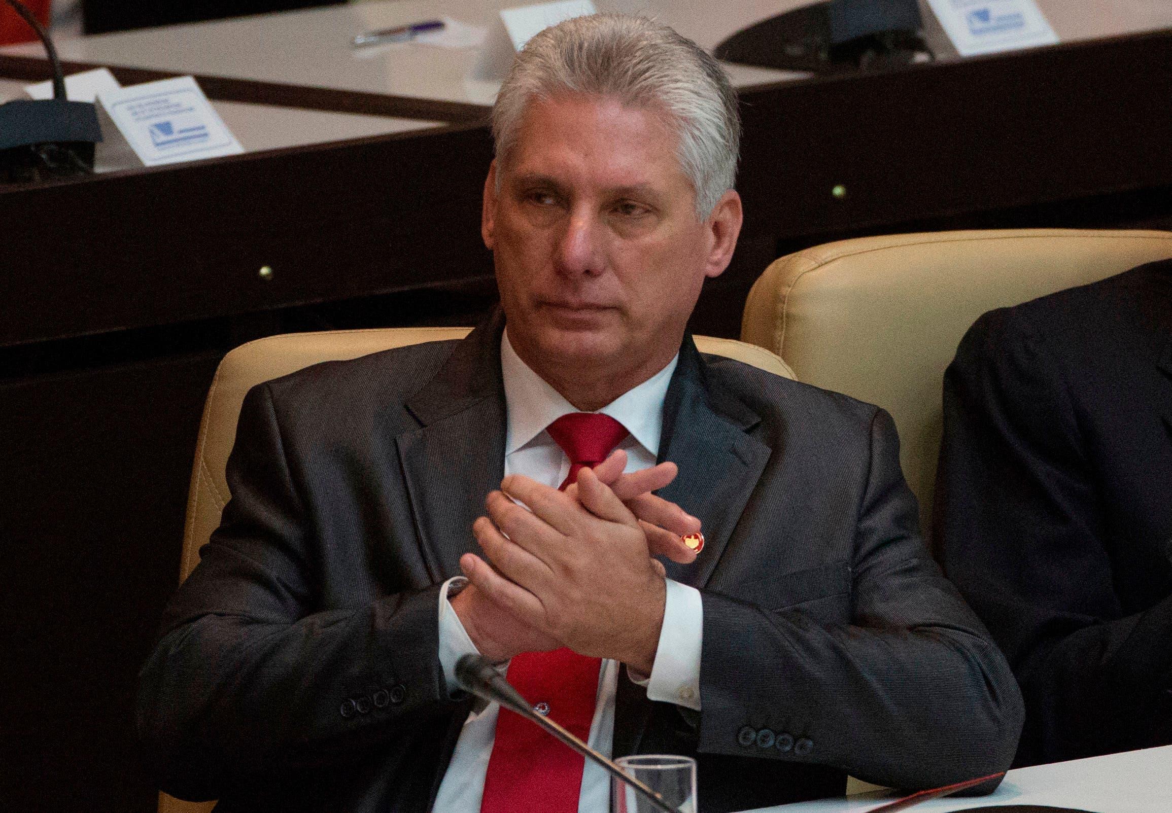 Presidente cubano confirma que sismo no causó daños ni víctimas en el país