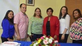Adrian D'Oleo y equipo de psicologos de Casa Abierta