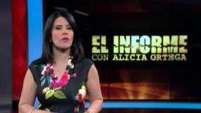 Periodista Alicia Ortega
