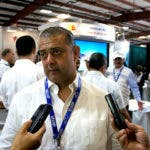 Luis Ernesto Camilo, presidente de la JAC.