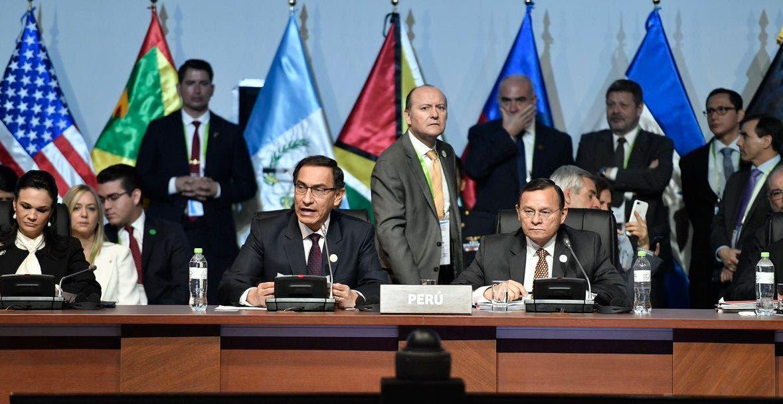 Martín Vizcarra clausura Cumbre con pedido de tolerancia cero a corrupción