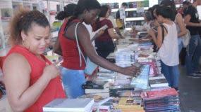 Feria del libro concluye con mas de 700 mil visitas. Foto: Elieser Tapia.
