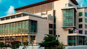 Fachada del edificio que aloja a la Suprema Corte de Justicia.