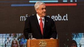 Sebastián Piñera. AFP