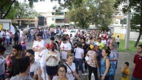 El número de venezolanos establecidos en República Dominicana se incrementó. Foto de archivo.