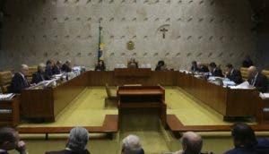 La Suprema Corte de Brasil . AP