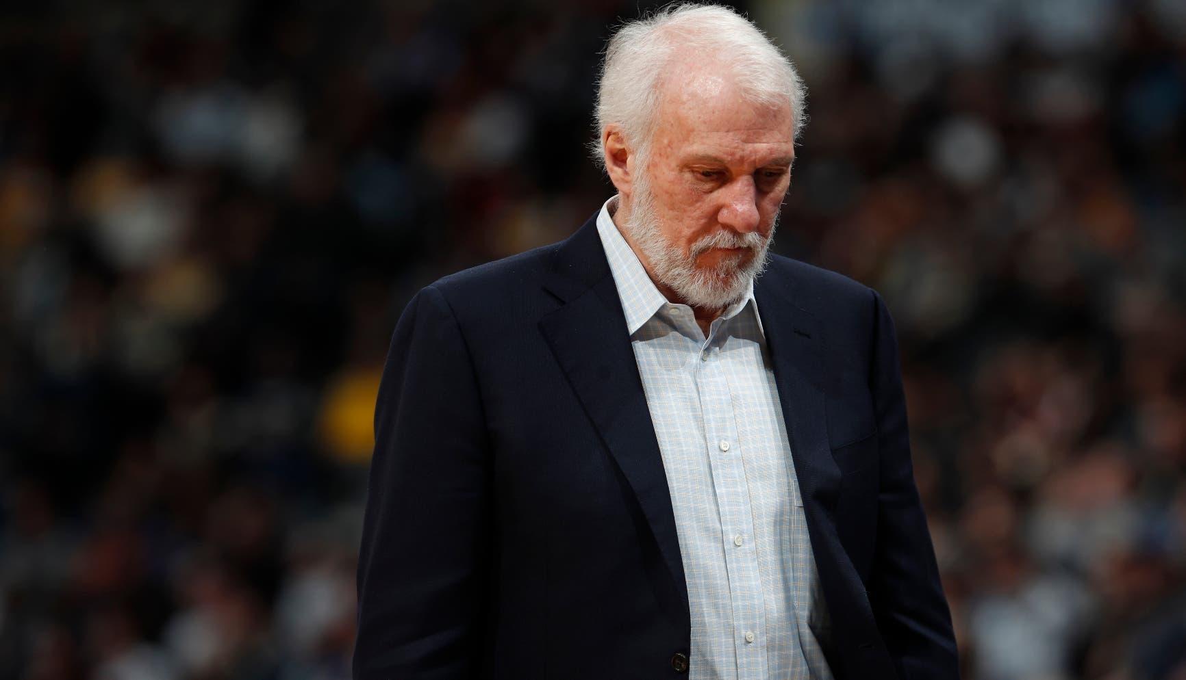 Muere Erin Popovich, esposa del head coach de los Spurs