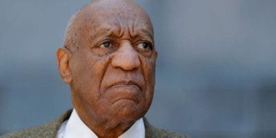 Actor Bill Cosby.