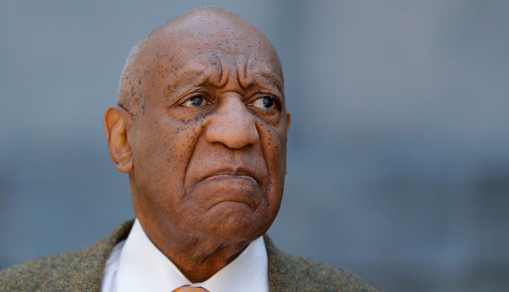Actor Bill Cosby.