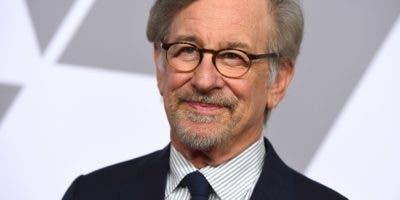 Steven Spielberg. AP