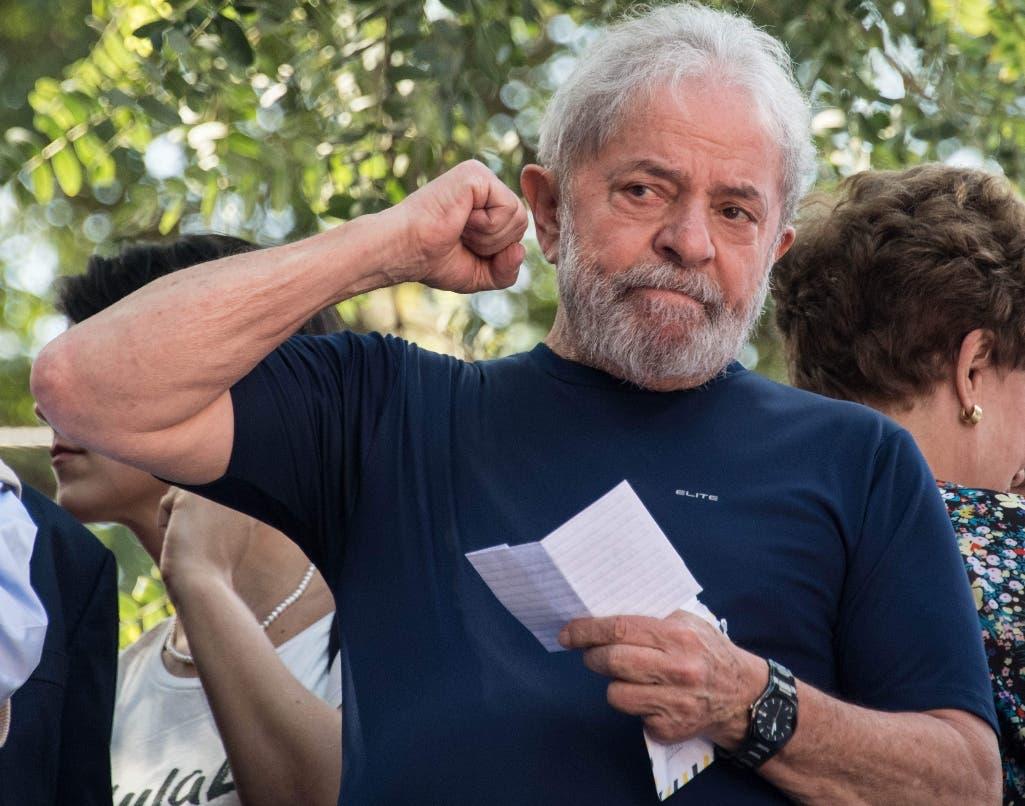 Más de 60 congresistas brasileños deciden llamarse Lula, en solidaridad con su líder