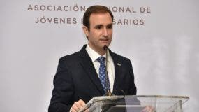 Raúl Hoyos, presidente de ANJE.