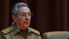 Raúl Castro preside la Comisión. Foto de archivo.